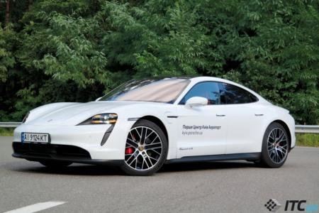 Тест-драйв Porsche Taycan: добро пожаловать в новый мир