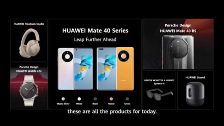 Huawei анонсировала люксовые часы Watch GT 2 Porsche Design, накладные наушники Freebuds Studio, умные очки Gentle Monster Eyewear II и колонку Huawei Sound