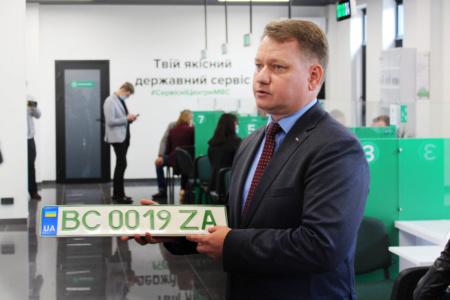 МВД упростит процесс регистрации и получения номера для автомобиля, позволив выбирать любую свободную комбинацию цифр