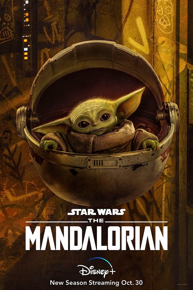 Disney+ выложил новый трейлер второго сезона сериала The Mandalorian / «Мандалорец»