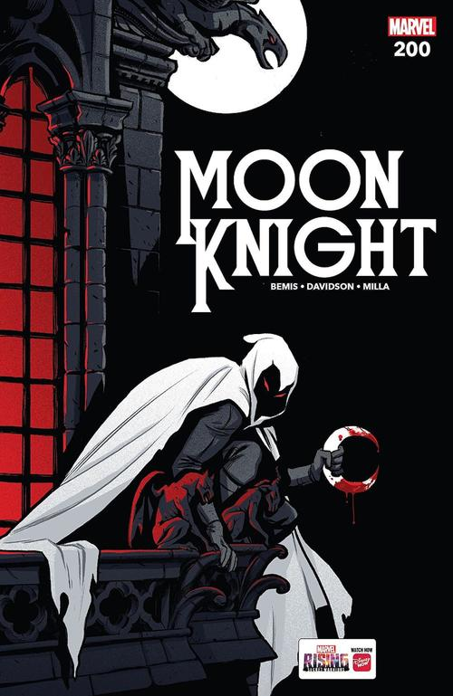 Главную роль в сериале «Лунный рыцарь» / Moon Knight для платформы Disney+ может сыграть Оскар Айзек (По Дэмерон из Star Wars)
