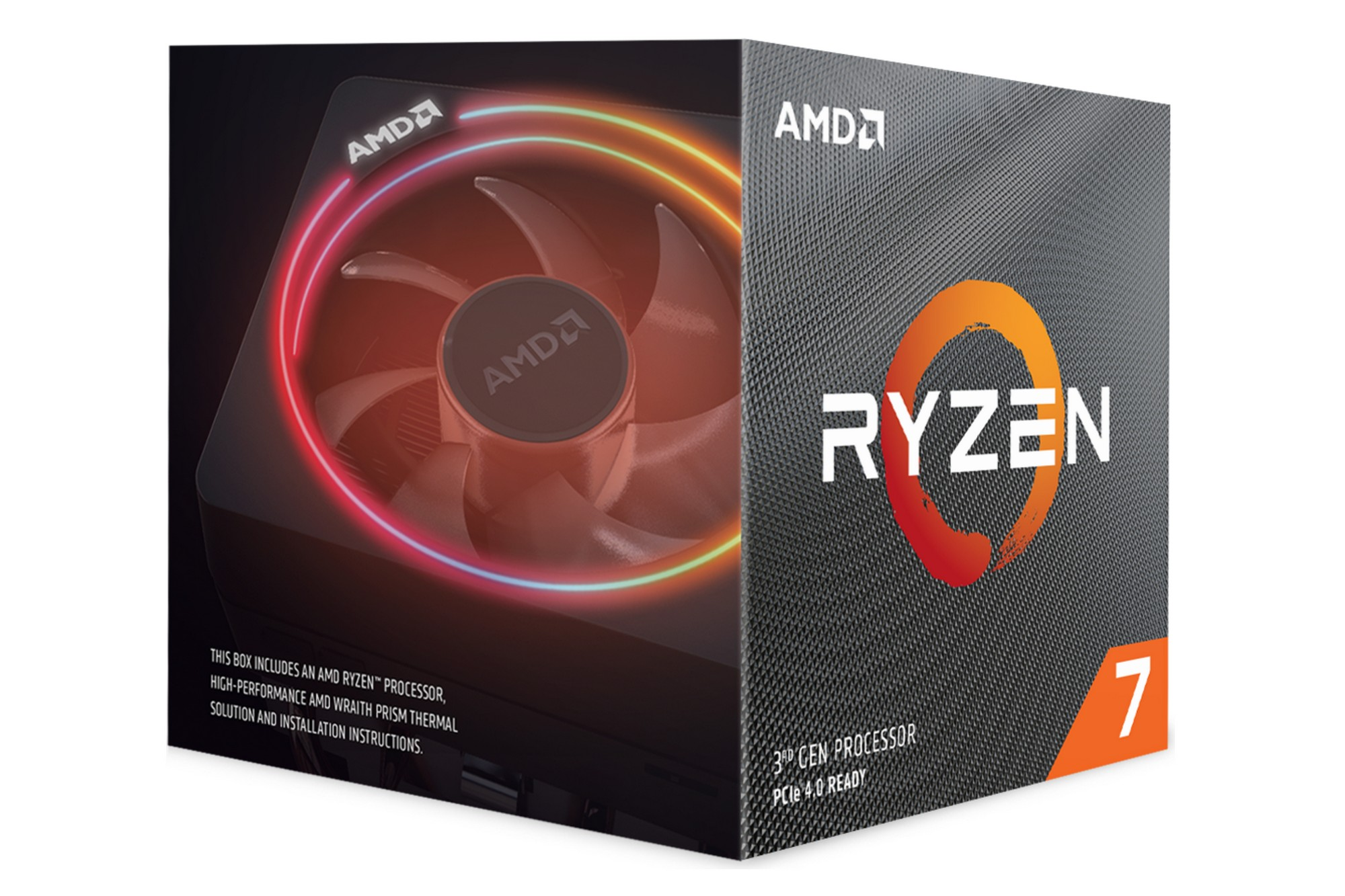 Ryzen 7 3700X box