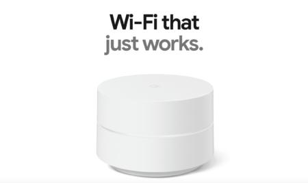 Маршрутизатор Google Wi-Fi подешевел до $99