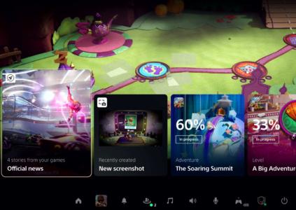 Xbox Series X уступает PlayStation 5 в плане разрешения пользовательского интерфейса