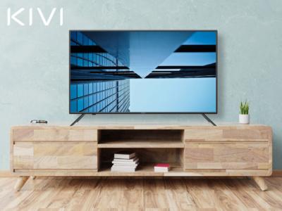 Ставка на Android TV и голосовое управление: KIVI представила в Украине новую линейку телевизоров