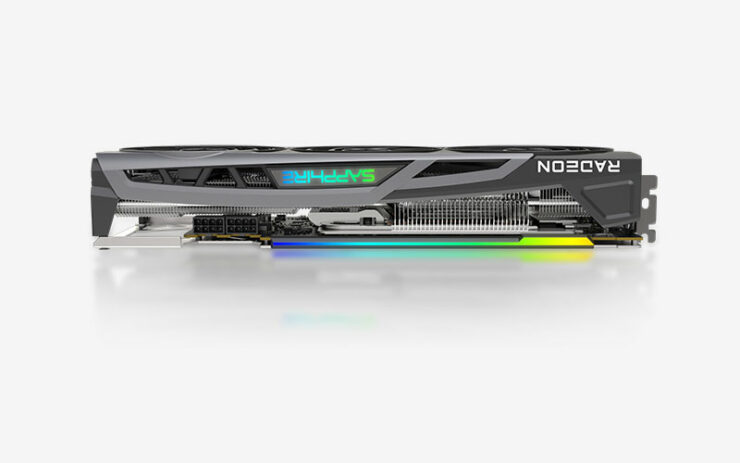Партнёры AMD представили собственные версии видеокарт Radeon RX 6800 и RX 6800 XT