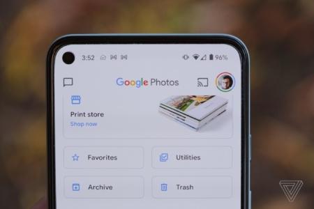 Google, похоже, решила перенести некоторые функции Photos в платную подписку Google One