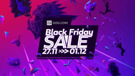 Распродажа по случаю «Черной пятницы» добралась и до GOG — 2 600+ игр со скидками до 90%