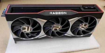 Для видеокарты AMD Radeon RX 6900 XT лимит частоты GPU установлен на значении 3,0 ГГц