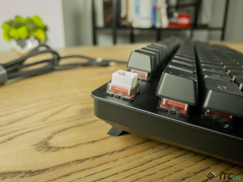 ASUS ROG Strix Scope RX — обзор игровой механической клавиатуры