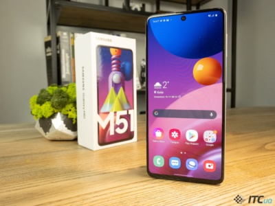 Samsung Galaxy M51 — обзор смартфона с аккумулятором 7000 мА•ч