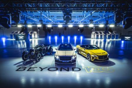 Bentley объявил о полной «электрификации»: с 2026 года — только гибриды и электромобили, с 2030 года — только электромобили