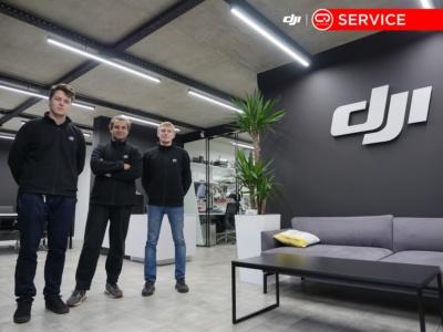 DJI | QUADRO.service: большая защита малой авиации