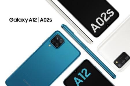 Samsung представила Galaxy A12 и A02S — первые бюджетники модельного ряда 2021 года