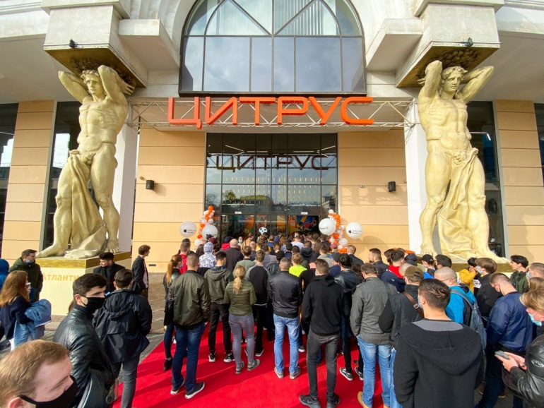 """iPhone 12 SOLD OUT в """"Цитрусе"""""""