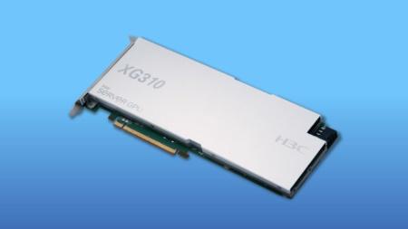 Intel анонсировала серверный 3D-ускоритель H3C XG310 с четырьмя GPU на базе микроархитектуры Xe-LP