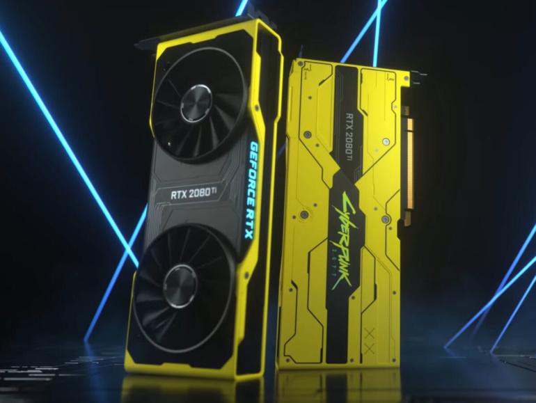 CD Projekt разыгрывает видеокарту GeForce RTX 3080 Cyberpunk 2077 Edition, выпущенную в единственном экземпляре