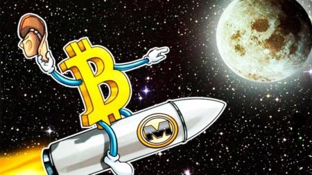 Bitcoin продолжает расти — он уже дороже $15 000