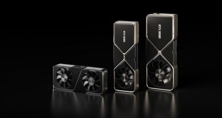 NVIDIA продала криптомайнерам видеокарт GeForce RTX 30-й серии на сумму $175 млн, что могло стать причиной их дефицита