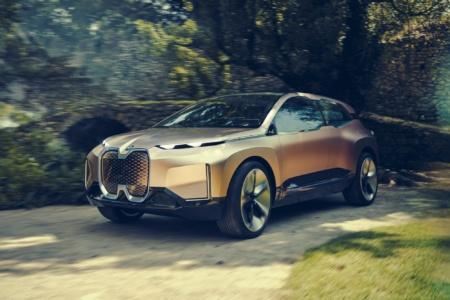 Через неделю BMW проведет мероприятие NEXTGen 2020, на котором представят серийный электрокроссовер BMW iNEXT