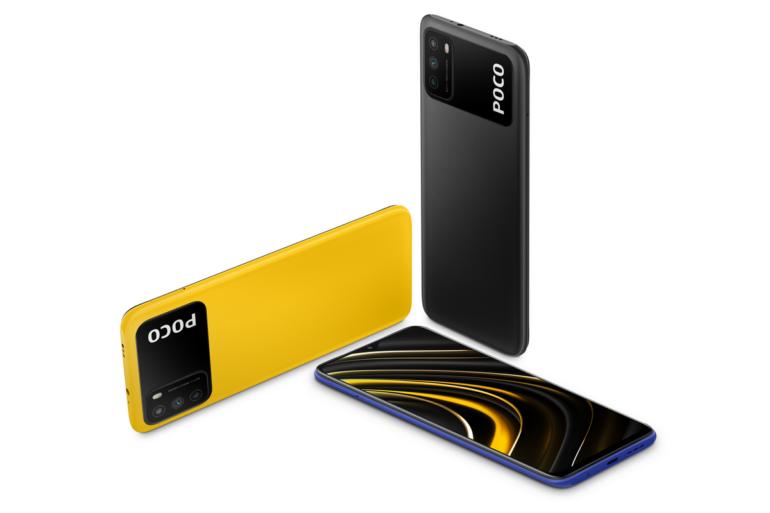 Xiaomi представила бюджетный смартфон Poco M3 — 48-Мп камера и батарея на 6000 мА·ч при цене от 4299 грн