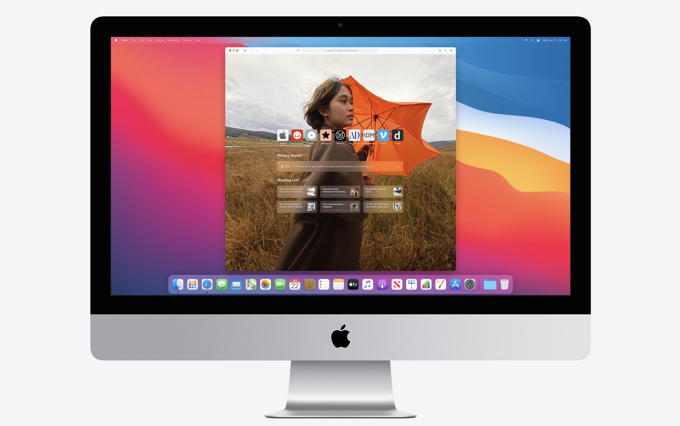 macOS Big Sur будет доступна 12 ноября