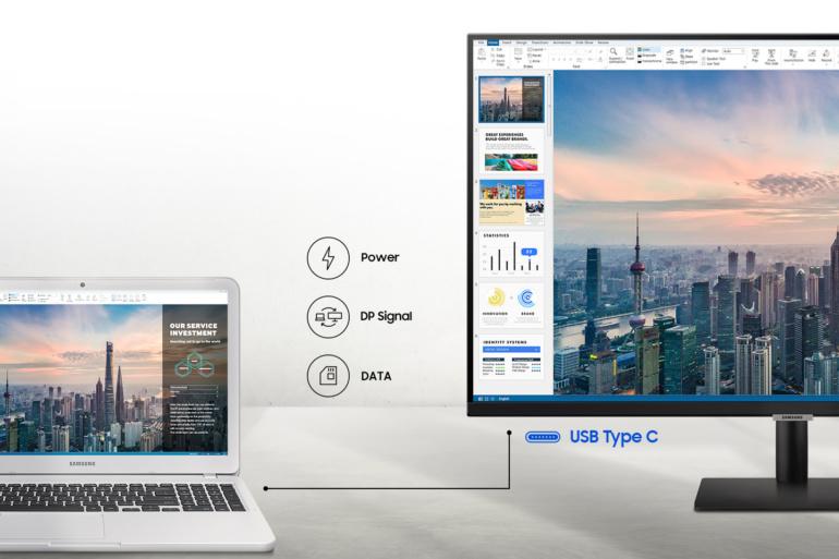 Samsung анонсировала Smart Monitor с функциями телевизора и ПК