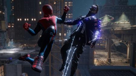 Marvel's Spider-Man: Miles Morales возглавила британский розничный чарт для PS5, новая Call of Duty взяла первенство в общем британском рейтинге, а Cyberpunk 2077 вышла на первое место в недельном чарте Steam