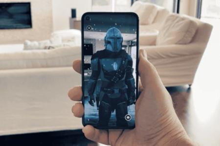 Google и Disney перенесли Мандалорца и Baby Yoda в дополненную реальность с помощью платформы ARCore [видео]