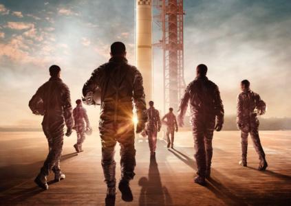 Рецензия на биографический сериал о покорителях космоса The Right Stuff / «Парни что надо»