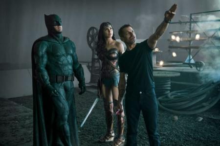 Для режиссерской версии «Лиги справедливости» Зак Снайдер доснял всего 4 минуты нового материала (на 4 часа общего хронометража)