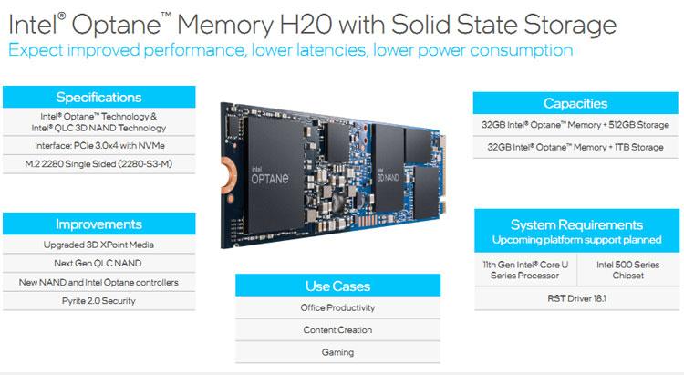 Intel представила «самый быстрый в мире» NVMe-накопитель Optane SSD P5800X с интерфейсом PCIe 4.0 и памятью 3D XPoint второго поколения, а также массовый SSD 670p на 144-слойной памяти 3D NAND QLC