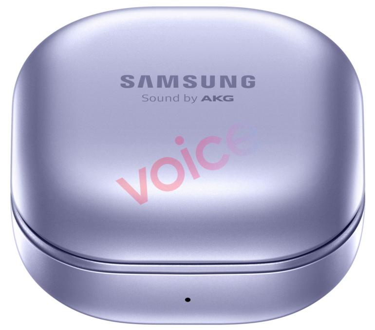 Утечка рендеров раскрыла обновлённый дизайн полностью беспроводных наушников Samsung Galaxy Buds Pro