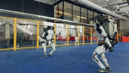 Роботы Boston Dynamics станцевали под хит шестидесятых «Do You Love Me» (получилось даже слишком хорошо!)