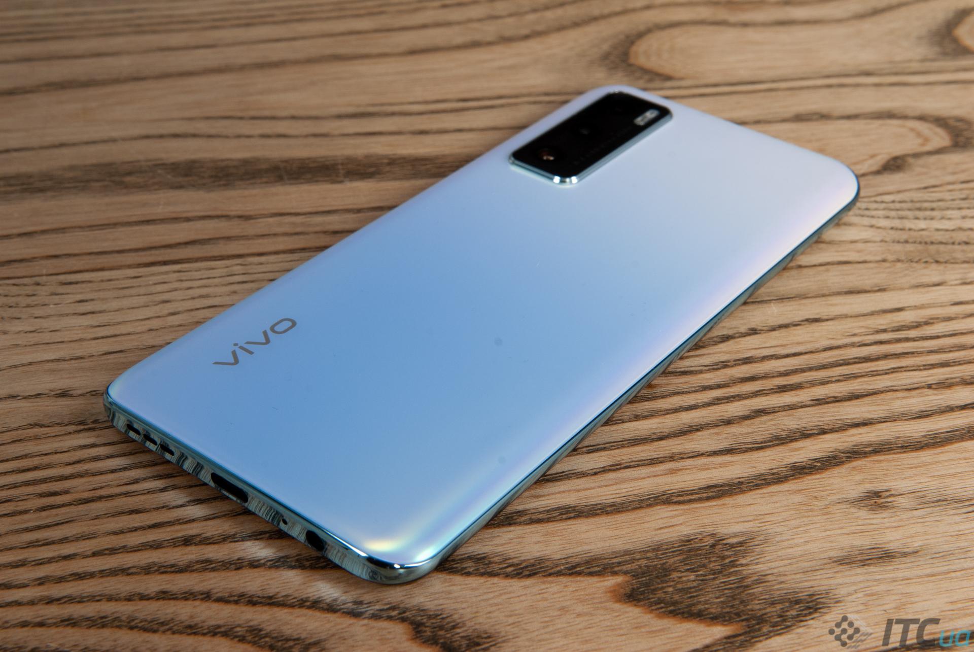 Обзор смартфона Vivo V20 SE