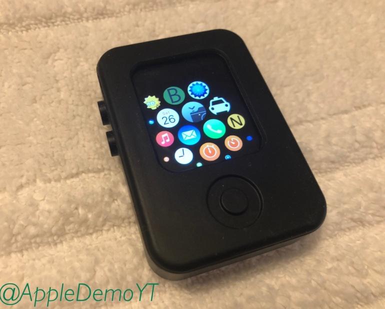 Утечка прототипа Apple Watch для тестировщиков позволяет взглянуть в «программу сверхсекретности» Apple