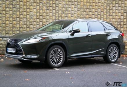 Тест-драйв Lexus RX 450h: ТОП-5 вопросов и ответов