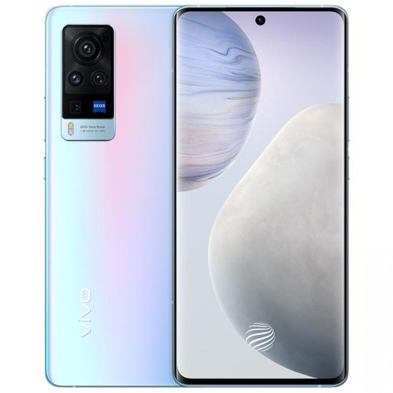 Анонсированы смартфоны Vivo X60 и Vivo X60 Pro с процессором Samsung Exynos 1080