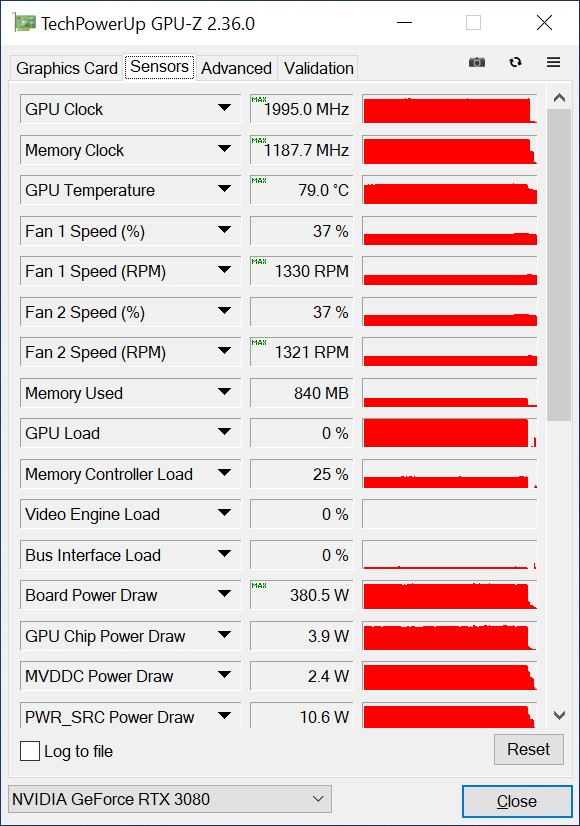 Обзор видеокарты MSI GeForce RTX 3080 SUPRIM X 10G