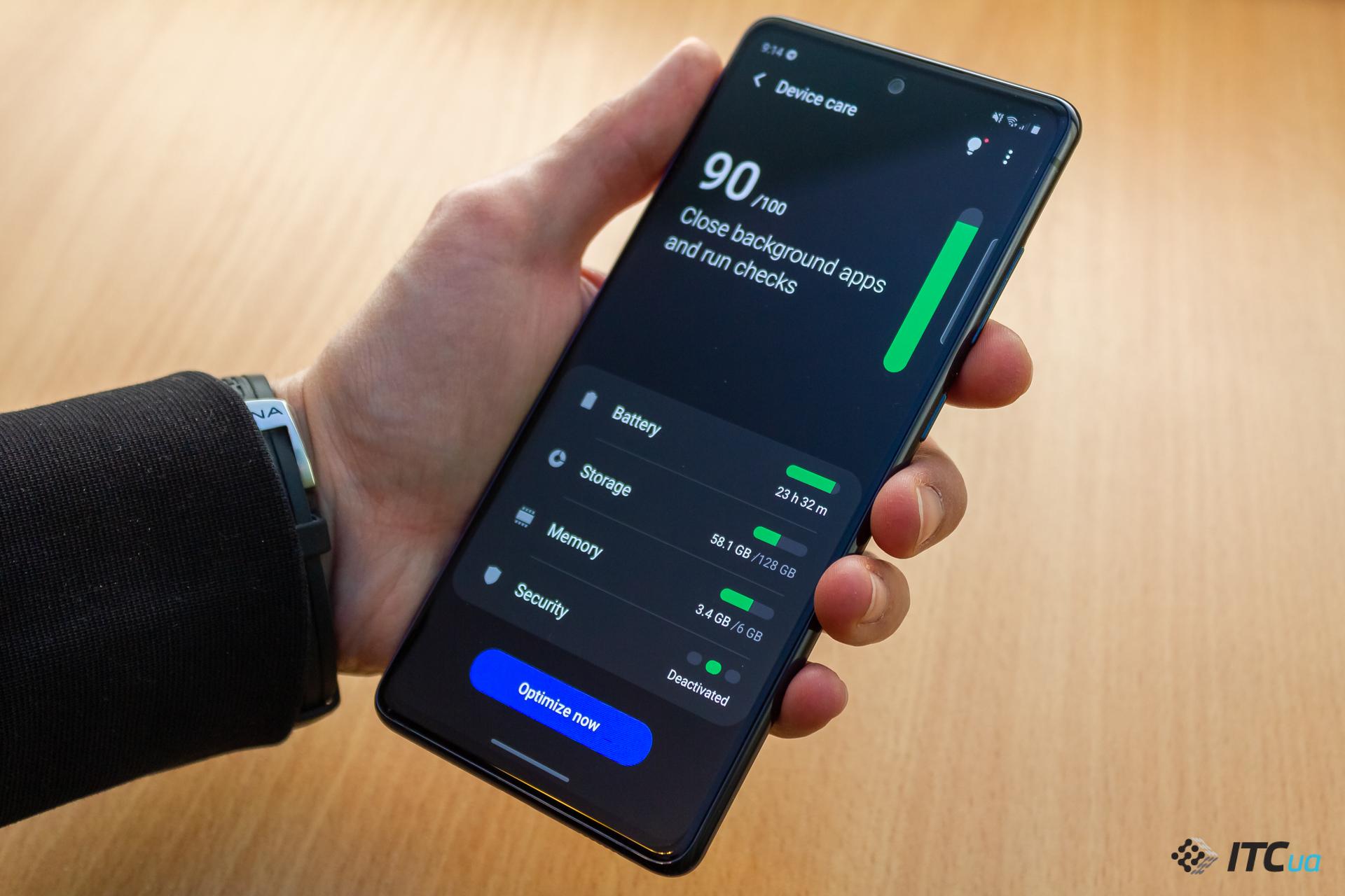 Опыт использования смартфона Samsung Galaxy S20 FE