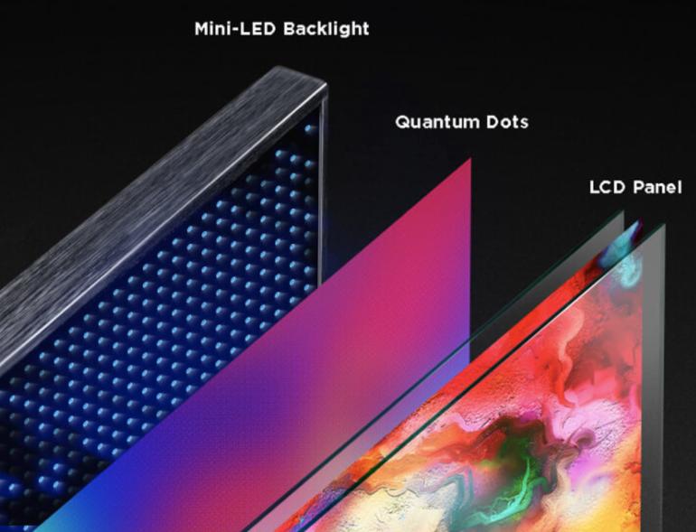 LG анонсировала QNED — новую серию премиальных ЖК-телевизоров с подсветкой Mini LED (до 30 тыс. крошечных светодиодов)