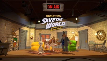 Sam & Max Save The World: безумные приключения вольной полиции