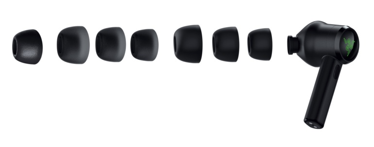 Razer выпустила TWS-наушники Hammerhead True Wireless Pro с активным шумоподавлением, поддержкой THX и игровым режимом (задержка до 60 мс) — за $200