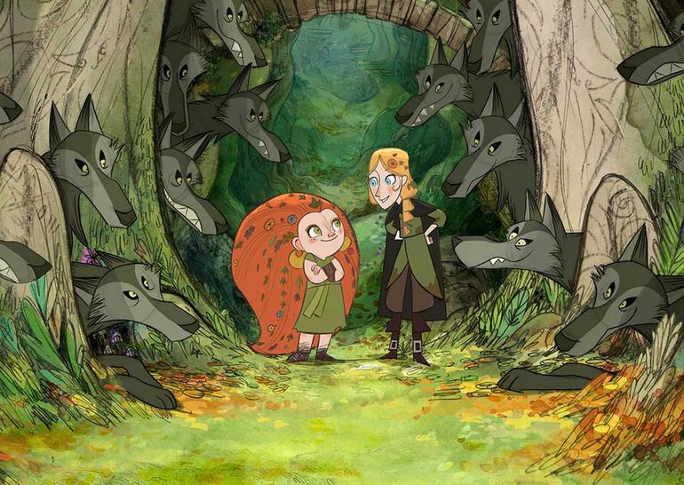 Рецензия на анимационный фильм WolfWalkers / «Легенда про волков»