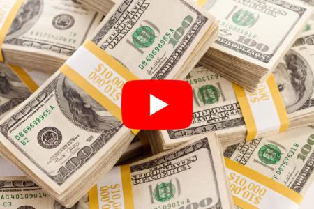 ТОП-10 самых высокооплачиваемых YouTube-блогеров 2020 года: 3-й год подряд лидирует ребёнок с доходом почти $30 млн