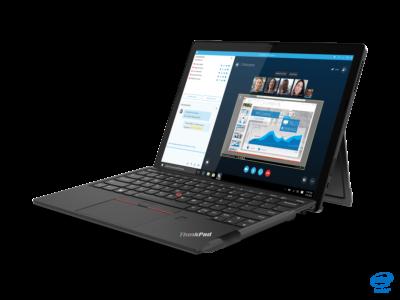 Ноутбук Lenovo ThinkPad X12 Detachable получил съёмный 12,3-дюймовый дисплей и цену от $1150