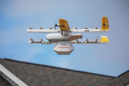 Компания Wing (принадлежит Alphabet) выступает против новых правил идентификации дронов в США, которые несут угрозу приватности