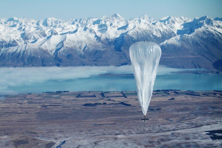 Alphabet закрывает компанию Loon, которая предоставляла интернет-доступ с помощью воздушных шаров - ITC.ua