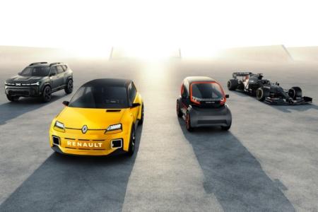 «Renaulution»: 14 новых автомобилей к 2025 году, прототипы электромобилей Renault 5 и Mobilize EZ-1, кроссовер Dacia Bigster, полностью электрический бренд Alpine и др.