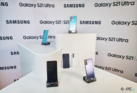 Galaxy S21, S21+ и S21 Ultra — флагманы Samsung 2021 года